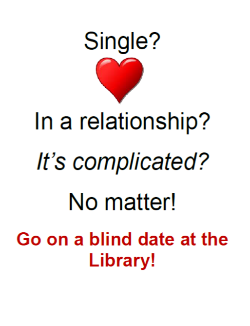 Let's go on a Blind Date!