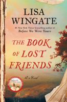 The Book of Lost Friends -